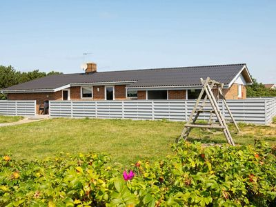Photo for Cozy Holiday Home in Ringkøbing with Swimming Pool