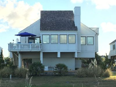 Photo for OCEANFRONT - RENOVATED W/ NEW APPLIANCES AND BHI MEMBERSHIP INCLUDED!