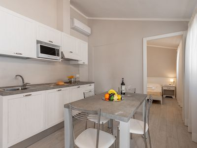 Photo for Residence Carra Papavero 7, a modern complex just steps to the Fortezza da Basso