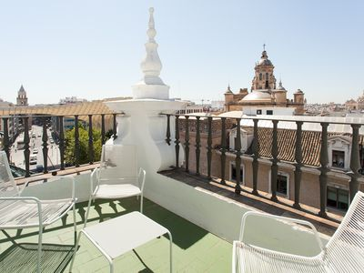 Photo for One bedroom penthouse Laraña IV