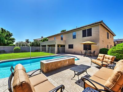 Photo for Expansive Home in Litchfield Park w/ Private Pool!