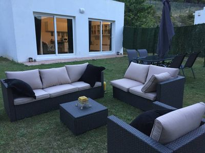 Photo for Loft in Begur with private garden. Easy to park