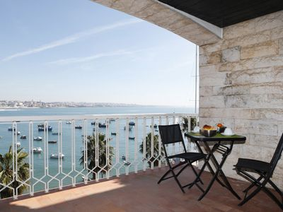 Photo for Remarkable view over Cascais Bay