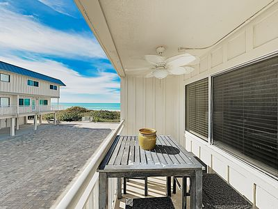 Photo for Gulfside Villas - NEW listing! Updated Townhome on the beach!