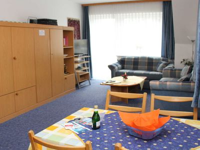 Photo for ABS-41sqm-2R balcony SDB / DB (Sea Breeze / Sea Wolf) - BUE - On the beach of Büsum