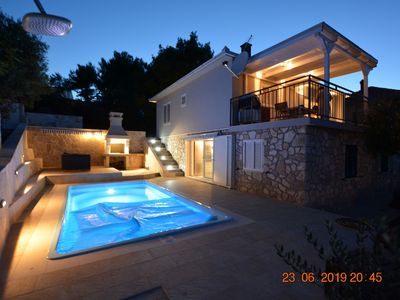 Photo for Luxury Villa with Private Pool S / Sea, Split and Mountains Views