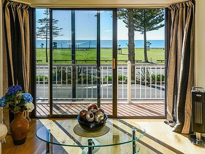 Photo for Magic on Marine Parade - Napier Holiday Home