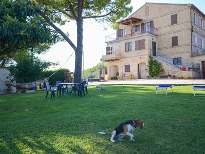Photo for Agriturismo Galanti sea view with large garden 2-4 persons (App. Manu)