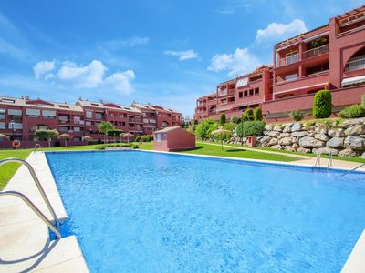Photo for Luxury 3 Bed duplex penthouse apartment in Benalmadena