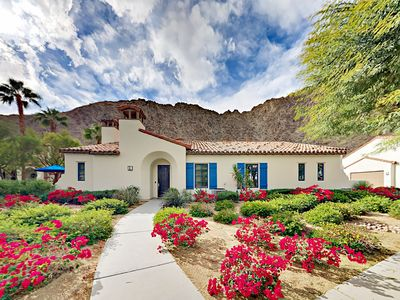 Photo for Gated Legacy Villa w/ Mountain Views - Pools, Hot Tubs, Fitness & Snack Bar