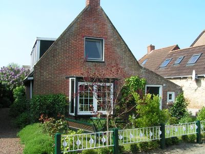 Photo for tipical frisian fisher´s house close to the wadden sea