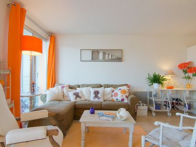 Photo for Apartment Blue Bay in Deauville-Trouville - 6 persons, 3 bedrooms