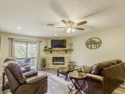 Photo for Pointe Royale Newly-Renovated! Only 6 steps to fabulous views!
