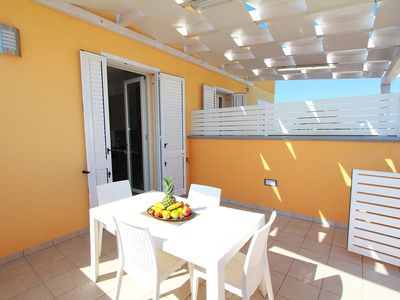 Photo for 1BR Apartment Vacation Rental in Torre San Giovanni