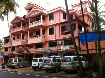 Photo for 1BR Apartment Vacation Rental in Benaulim, Goa