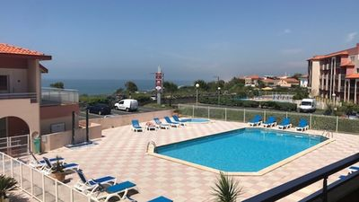 Photo for Anglet / Biarritz-Ocean View and Golf-Pool + Parking