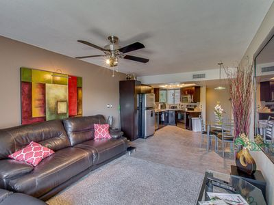 Photo for Old Town Scottsdale Condo With Pools + a Garage