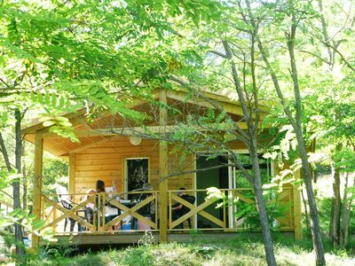 Photo for Chalet Relaxation nature in the Verdon