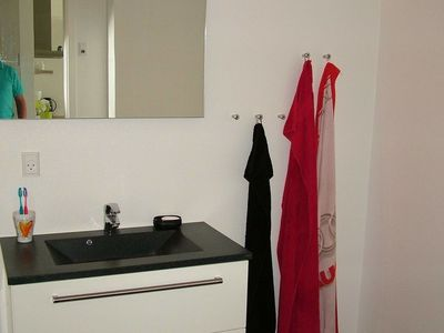 Photo for Apartment in the center of Bogense with Internet, Washing machine (100609)