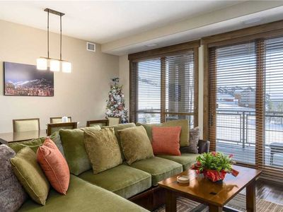 Photo for Luxurious Condo with Gondola Access and Loaded with Amenities!