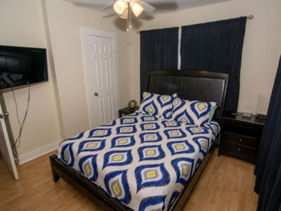 Photo for 27th Downstairs · Private Bed & Bath near Tech with Separate Entry