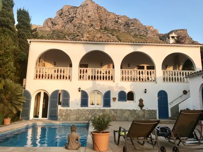 Photo for Villa of charm fully equipped with amazing view