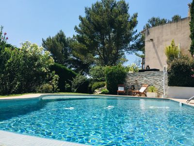 Photo for 3BR House Vacation Rental in Saint Marc Jaumegarde, Provence-Alpes-Côte d'Azur