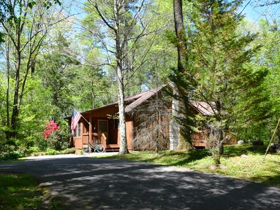 Photo for Laurel Mist, A Family Sized Nature Lovers Retreat!!