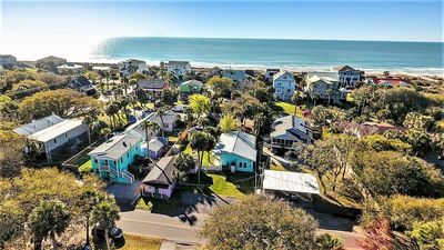 Photo for The Tip'Sea Turtle - 3bd/2ba steps from Folly Beach!