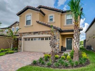 Photo for Enjoy Orlando With Us - Windsor At Westside Resort - Welcome To Spacious 7 Beds 5 Baths Villa - 4 Miles To Disney