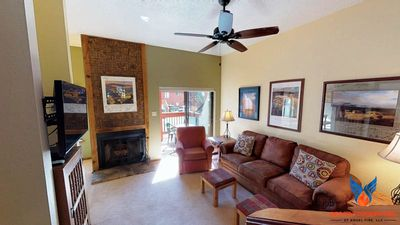 Photo for Convenient to Mountain Activities; Easy Access into Condo! Chalet 29