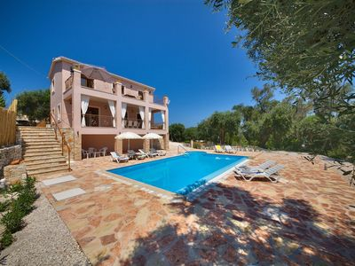 Photo for Androniki Villa - Paxos Retreats