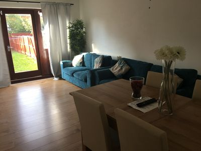 Photo for Zone 3 Refurbished 3 bed room house close to Wembley!