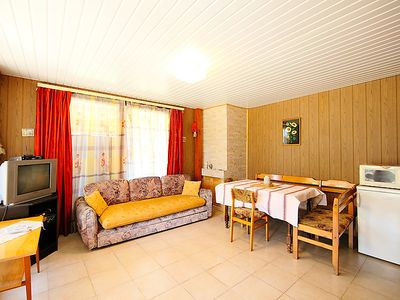 Photo for Vacation home Balaton H429 in Balatonmariafurdo - 4 persons, 2 bedrooms