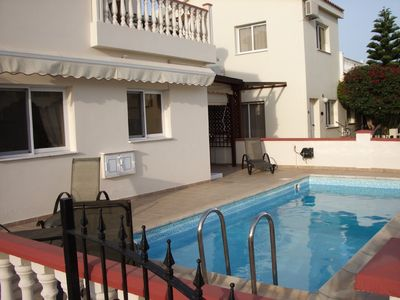 Photo for Luxury villa / Private Pool / Aircon / Broadband / WiFi /  Sea Views