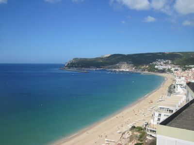 Photo for RENT4REST SESIMBRA OCEAN VIEW STUDIO - PRIVATE BEACH ACCESS
