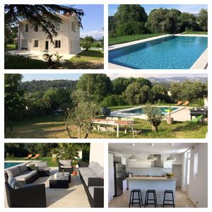 Photo for Master house with large pool in Marseille, ideal for 2 or 3 families.