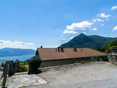 Photo for In a quiet location with a fantastic view of the lake and the mountains