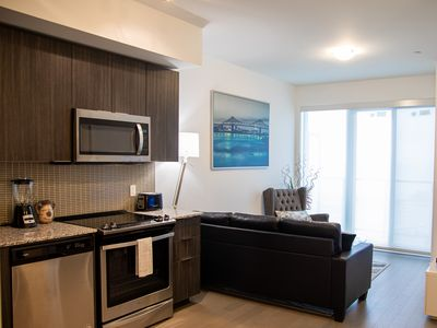 Photo for Brand New, Lush Waterfront Condo in the Heart of Toronto.