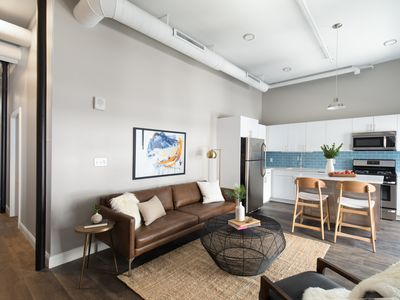 Photo for Delightful 2BR in Downtown Crossing by Sonder