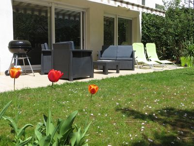 Photo for House in Annecy, quiet, with terrace and garden, 5 min walk to the lake