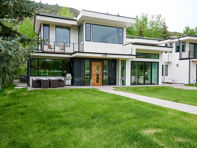 Photo for Stunning Aspen Modern Styled House