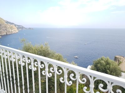 Photo for Blumarine Apartment - garden, sea view, free parking