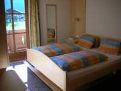 Photo for Double room with mountain view - Sonnsteinhof