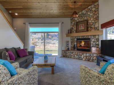 Photo for 25% OFF Ski Rentals! The Spruce Cone Chalet- Big Sky Town Center