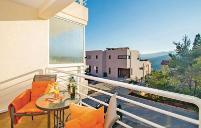 Photo for One bedroom apartment with balcony and sea view Rabac (Labin)