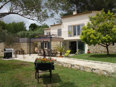 Photo for 2 bedroom Apartment, sleeps 6 in Laouque with Pool and WiFi