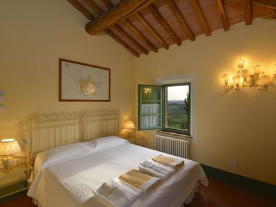 "Photo for Podere Salicotto: Limoncino - ""Standard"" double room"