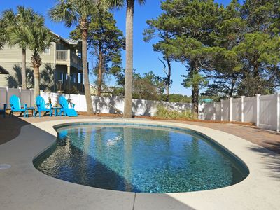 Photo for Private Pool. Golf Cart and Four Bikes Included! Pets Welcome!