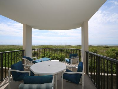 Photo for DR 1109 - 3 bdrm 2 bath oceanfront condo/steps away from the sparkling ocean